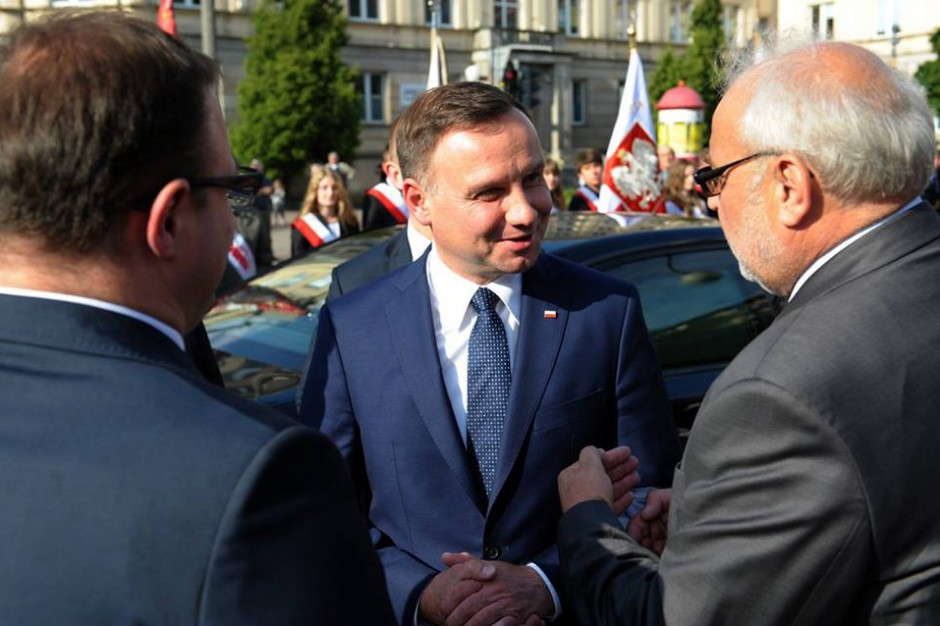 Nowy prezydent Andrzej Duda planuje objazd po Polsce
