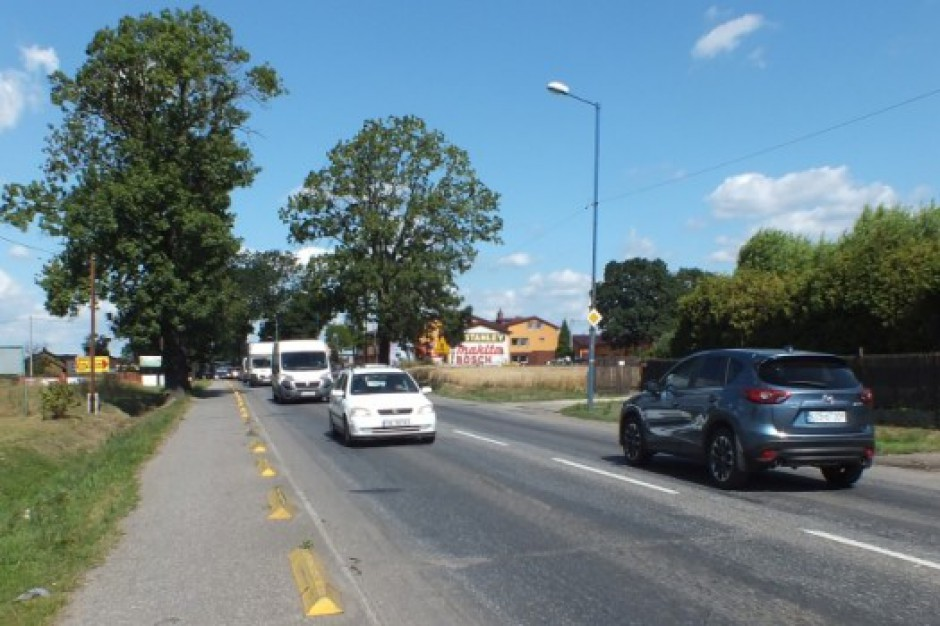Droga nr 44 w Tychach do kompleksowej modernizacji