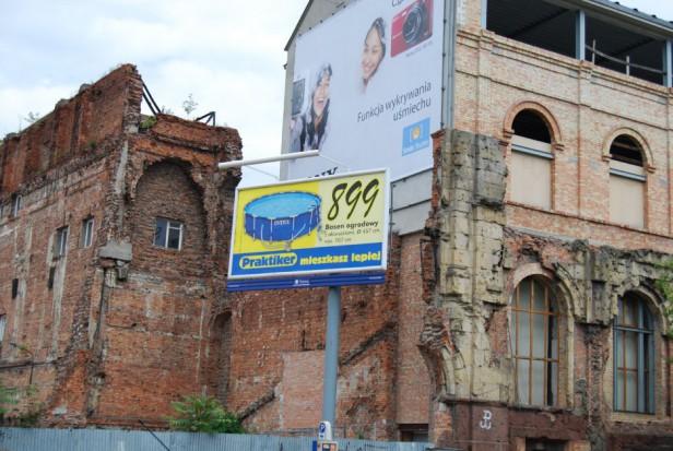 Miasta szykują się do wprowadzania opłat za reklamy