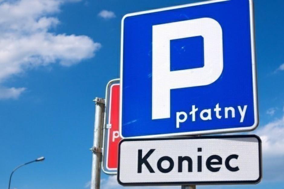 Gliwice, ruszyła strefa płatnego parkowania