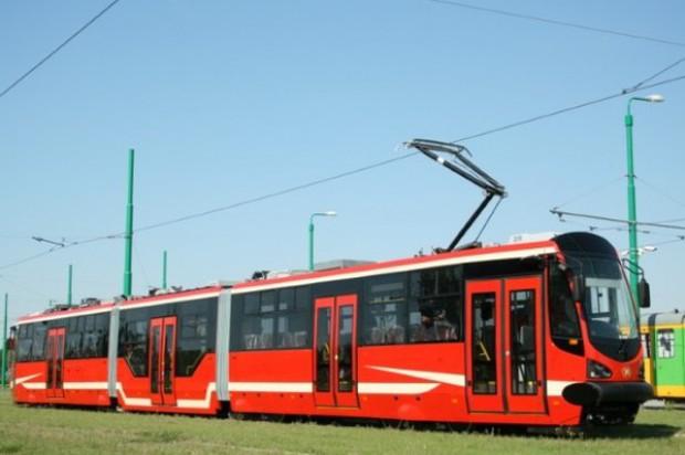 Szybkim tramwajem moderus beta po śląskich torach