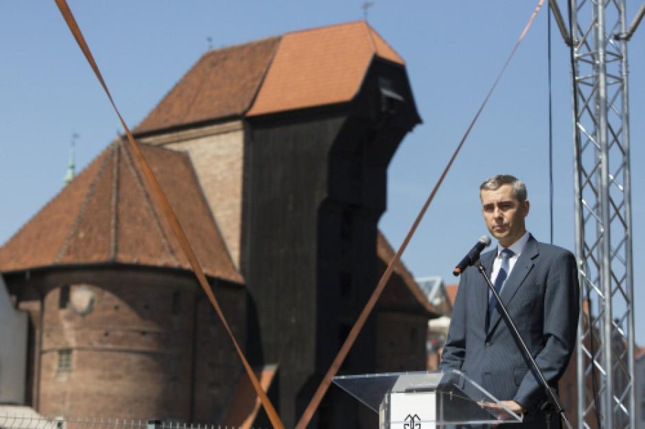 Gdańsk: wielka inwestycja na Wyspie Spichrzów