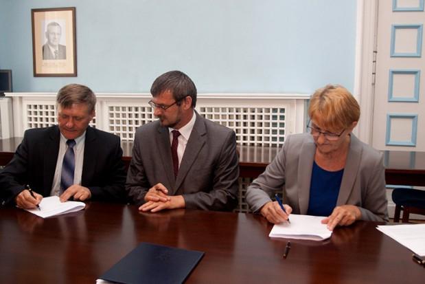 To już ostatnie trzy umowy z PROW 2007-2013