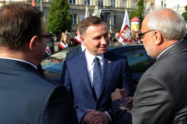 Andrzej Duda ws. wieku emerytalnego: słowa dotrzymam, albo ustąpię z urzędu