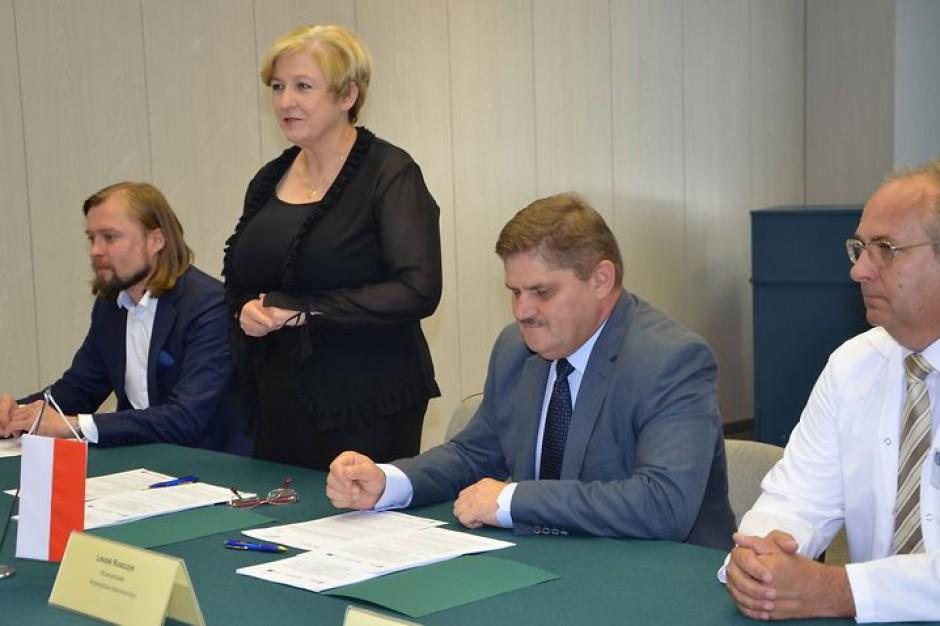 1,4 mln zł na sprzęt dla Międzyleskiego Szpitala Specjalistycznego