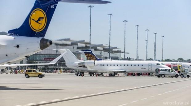 Wrocław: lotnisko przejdzie remont za 100 mln