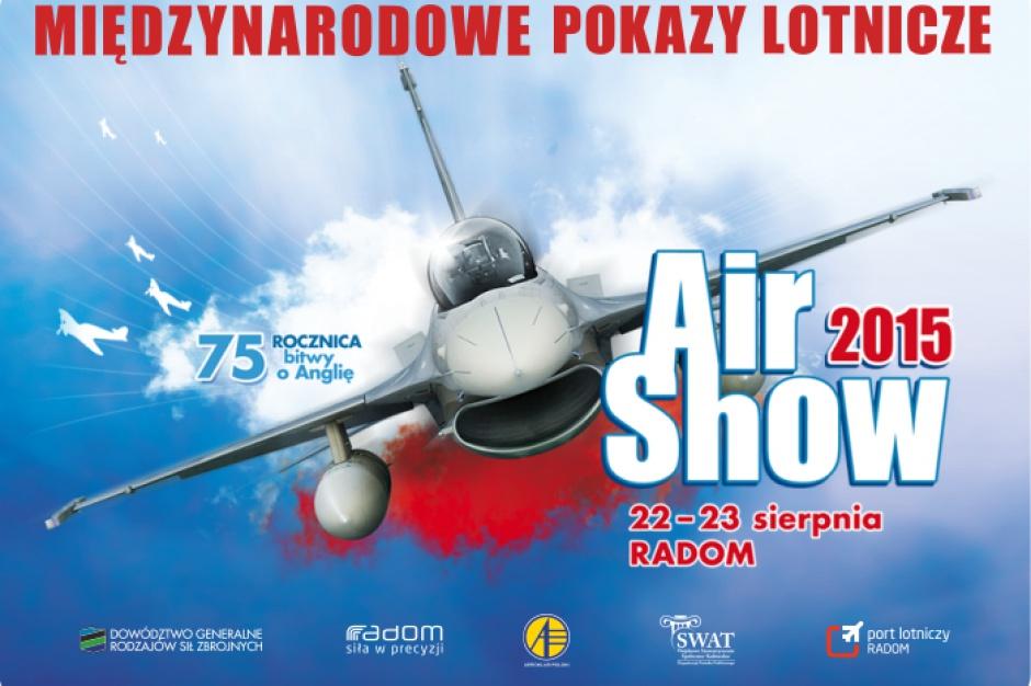 Air Show 2015 w Radomiu. Informator kulturalno-komunikacyjny