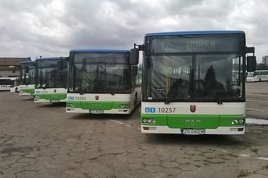 Szczeciński PKS inwestuje w niemieckie autobusy. Używane, ale jak nowe
