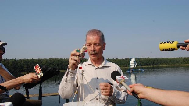 Poznańskie jeziora są czyste, można się kąpać