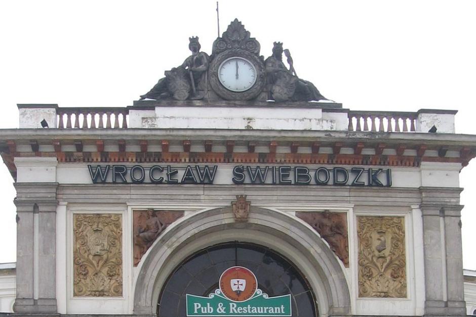 Dworzec Świebodzki we Wrocławiu zyska nowe oblicze