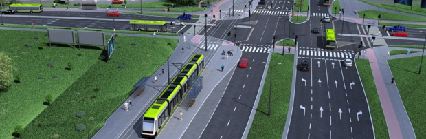 """Rozbudowie linii tramwajowych w Olsztynie mówią """"nie"""""""