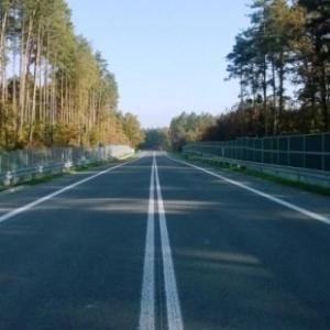 Nowa trasa liczy ponad 17 km (fot.mir.gov.pl)