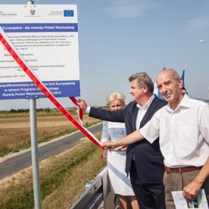 Inwestycja usprawni ruch tranzytowy i komunikację w mieście oraz zwiększy bezpieczeństwo mieszkańców (fot.mir.gov.pl)