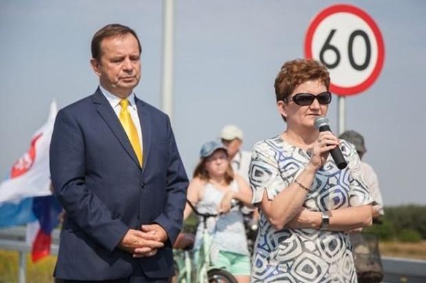 Obwodnica powstała w ramach dwóch projektów (fot.mir.gov.pl)
