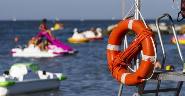 Upał, weekend nad wodą: Pamiętajmy o bezpieczeństwie