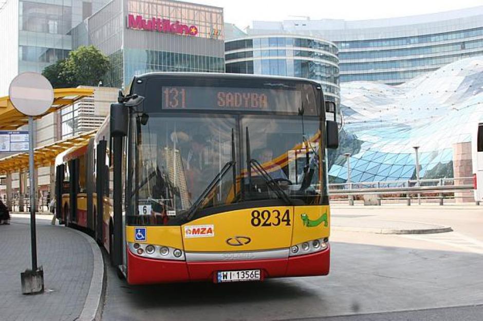 Warszawa: przetarg na 100 autobusów do powtórki