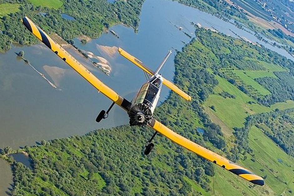 Lotnictwo jest przemysłem dominującym na Podkarpaciu