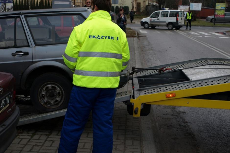 Opłaty za odholowanie samochodu: zmienią się maksymalne stawki
