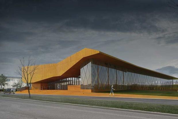 Kraków zbuduje halę dla niepełnosprawnych sportowców