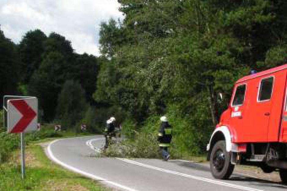 Małopolska: zerwane dachy i linie energetyczne. 28 poważnych zdarzeń