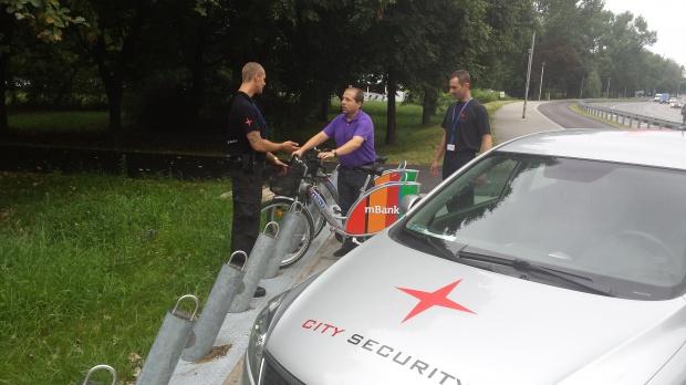 Warszawa, rowery miejskie: 15-proc. spadek liczby dewastacji i kradzieży