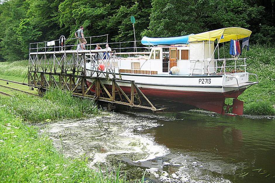 Pochylnia Kanału Elbląskiego może trafić na listę UNESCO