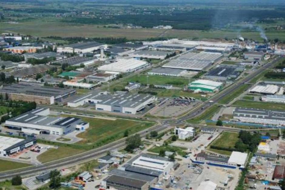 Nowe inwestycje w Tarnobrzeskiej SSE