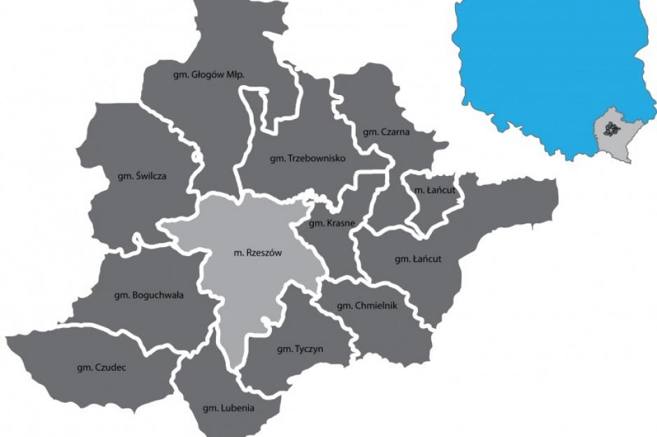 ZIT, Rzeszowski Obszar Funkcjonalny: 13 gmin pracuje nad strategią