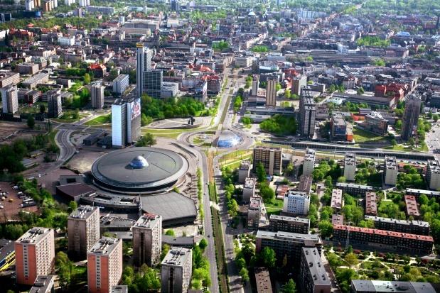 Katowice, kierowcy, korki: ruch płynny mimo wielu remontów