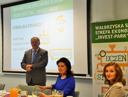 Specjalne strefy ekonomiczne, Legnica, Wałbrzych, Kamienna Góra: powstały klastry edukacyjne