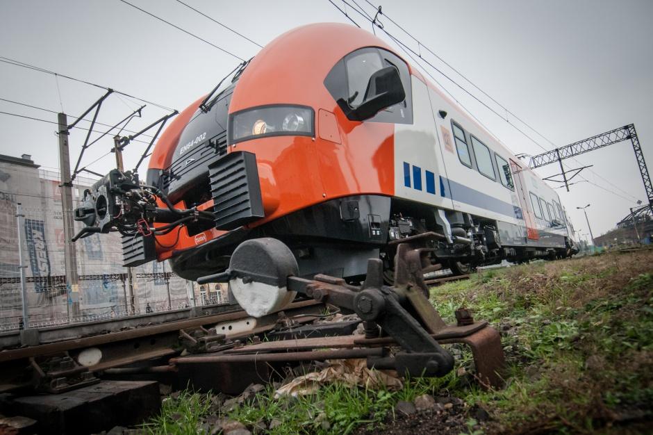 Pociągi z Krakowa do Balic nie ruszą 1 września