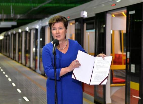 Miliardy dla Warszawy na nowe inwestycje