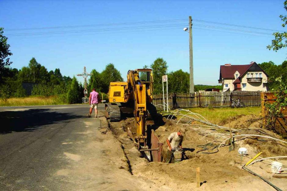 Przyłącza kanalizacyjne: dotacje tylko do końca sierpnia