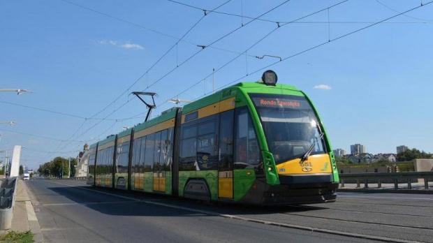 Poznań: radny chce wydzielonych torowisk tramwajowych