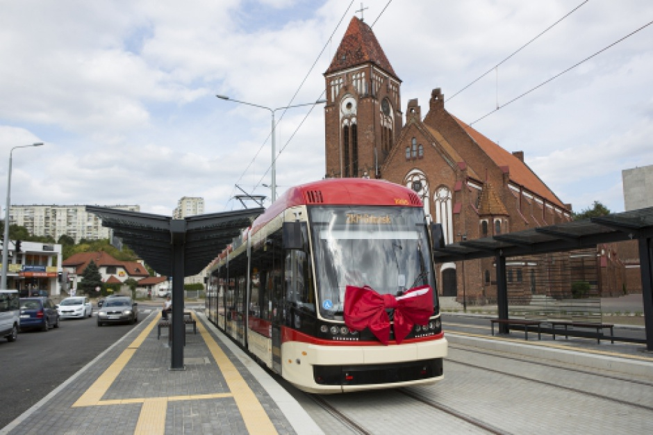 Gdańsk: nowa linia tramwajowa ruszy 31 sierpnia