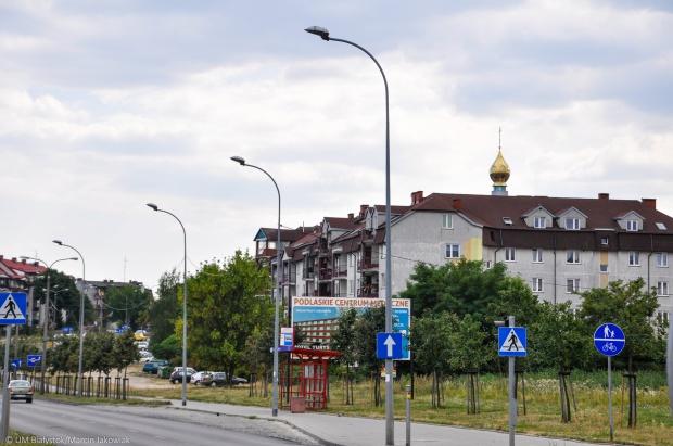 Białystok, energooszczędne oświetlenie za 8,5 mln zł