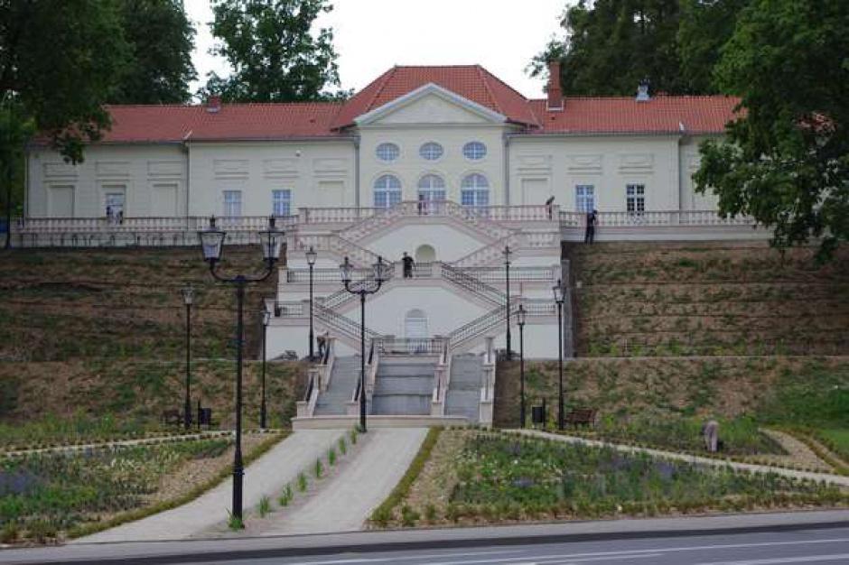 Warmińsko-mazurskie: Oranżeria Kultury w Lidzbarku Warmińskim