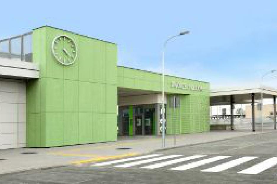 Nasielsk: pierwszy innowacyjny dworzec systemowy otwarty dla podróżnych