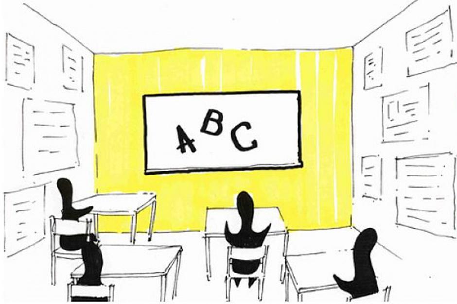 Nowy rok szkolny: Przyjazna sala lekcyjna