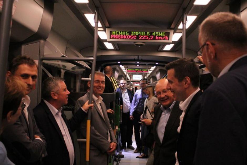 Koleje Mazowieckie: Impuls pobił rekord prędkości