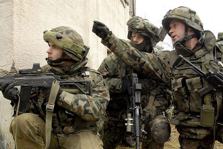 Złoty pociąg, Wałbrzych: wojsko ruszy na rekonesans