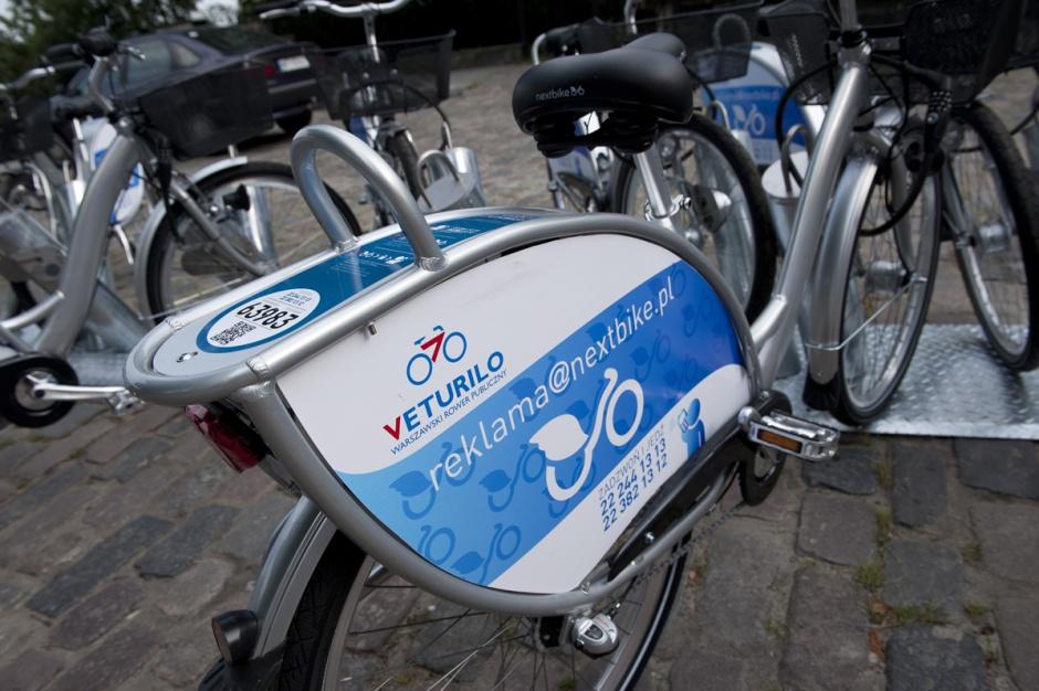 Warszawiacy postanowią o przyszłości miejskich rowerów