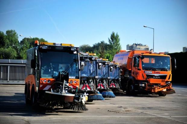 Na ulice Krakowa wyjadą ekologiczne zamiatarki uliczne