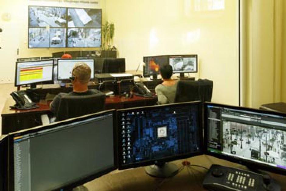 Łódzka straż miejska rozwija system monitorowania miasta
