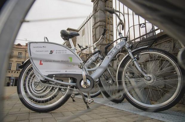 Wypożyczalnie rowerów, Lublin: przybędzie miejskich rowerów