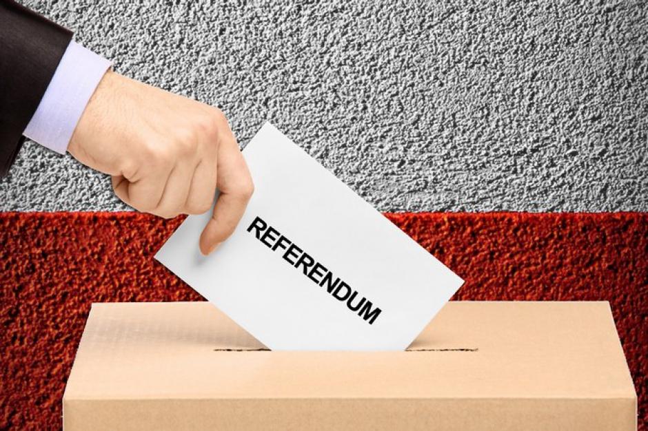 Referendum: spokój i nieliczne drobne incydenty