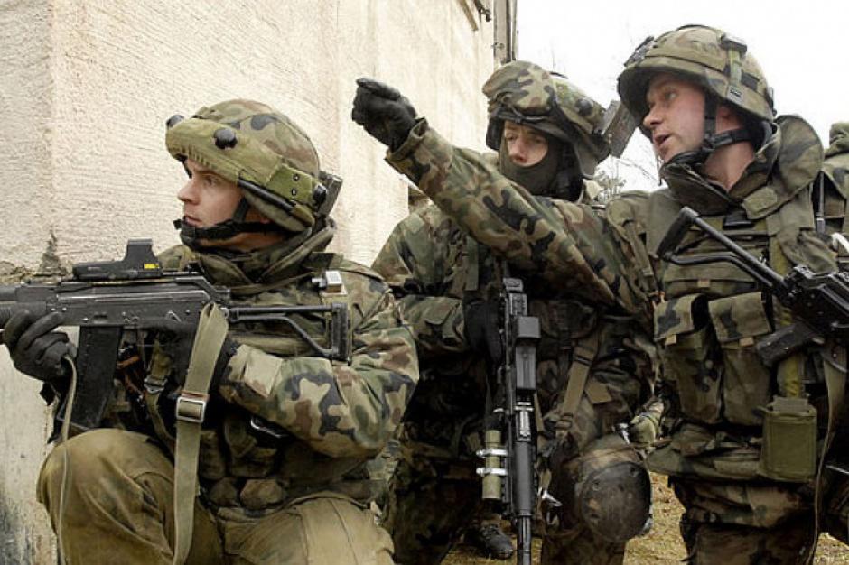 Złoty pociąg: wojsko musi przygotować teren