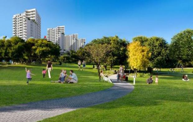 Zielone miasta – w stronę przyszłości, Ministerstwo Środowiska: konkurs dla zielonych miast