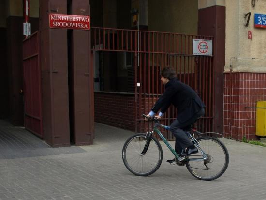 Jeździsz na rowerze? Dostaniesz plecak nagród