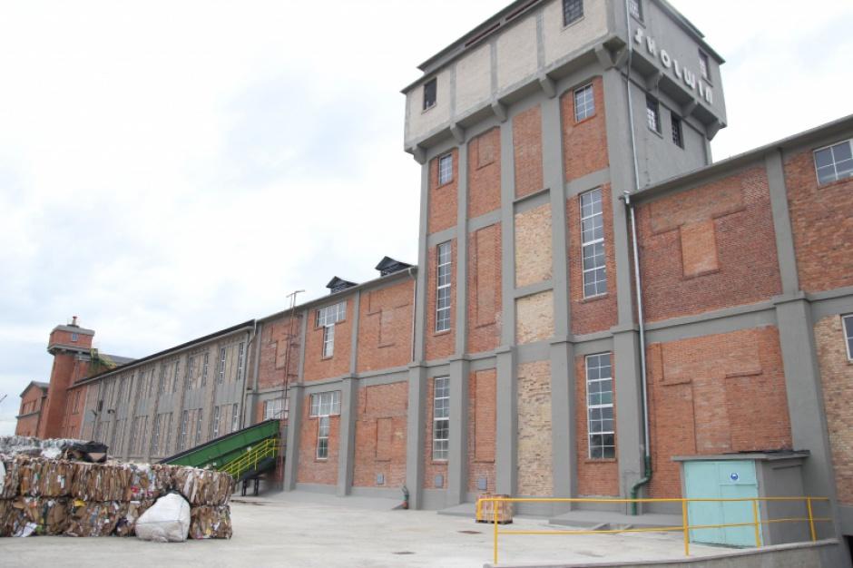 Szczecin: Dawna papiernia i fabryka odzyskały blask